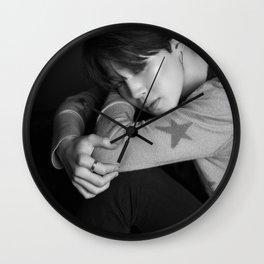 Jimin / Park Ji Min - BTS Wall Clock