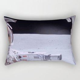 Apollo 17 - Lunar Rover Driver's Seat Rectangular Pillow