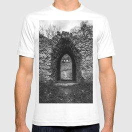 The path beyond T-shirt