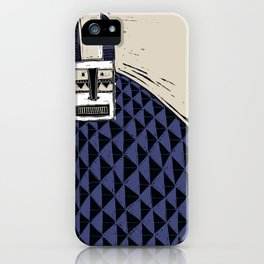 Hase & Mond iPhone Case