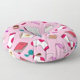 Girls' Night In Floor Pillow