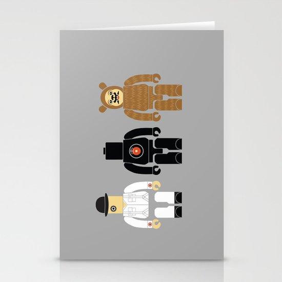 Kubricked Stationery Cards