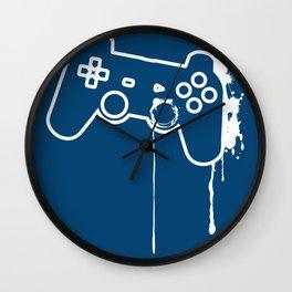 """Control"" - Reversed Wall Clock"