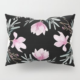 Magnolias, Eucalyptus & Anemones Pillow Sham