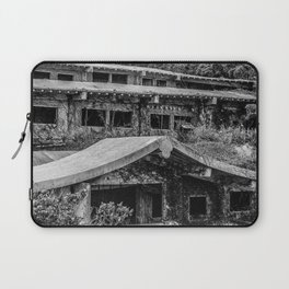 Inner view of the Royal Hotel Laptop Sleeve
