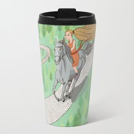 Beauty & The Beast Travel Mug