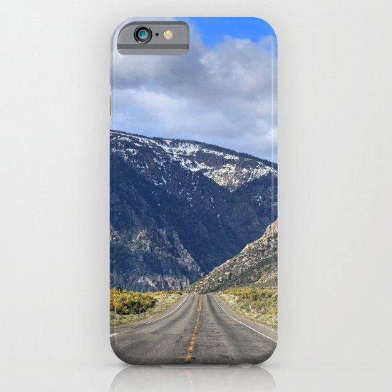 Hills Ahead iPhone & iPod Case