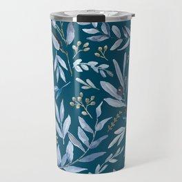 Eucalyptus Blue Travel Mug