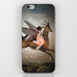 The Night Is Still Young iPhone Skin