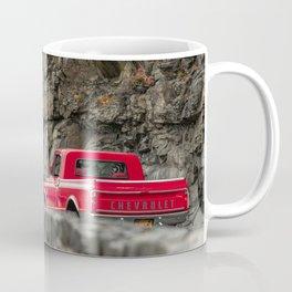 Red Pickup 67' Coffee Mug