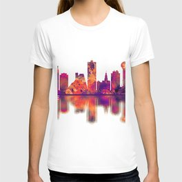 Knoxville Tennessee Skyline T-shirt