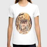 sleeping beauty T-shirts featuring Sleeping Beauty by lovesoup