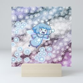 Blue Dwarf Star Fairy Mini Art Print
