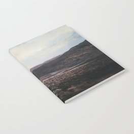 Painted Mountains Notebook