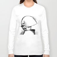 monster inc Long Sleeve T-shirts featuring Mother Monster by Manta Inc