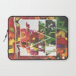 Fake Flowers Laptop Sleeve