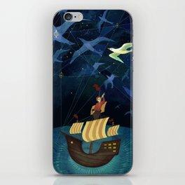 Wanderers iPhone Skin