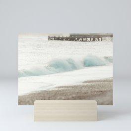 Icy Mini Art Print