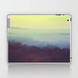 Coastal Landscape Abstract Laptop & iPad Skin