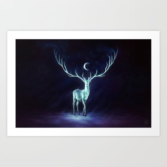 """Night Bringer"" Art Print"