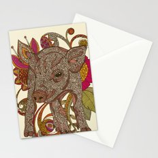 Paisley Piggy Stationery Cards