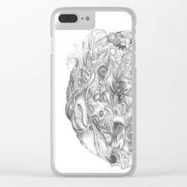 To Cultivate Dreams Clear iPhone Case