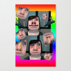 Photoshop Class Went Well Canvas Print