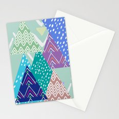 skieur Stationery Cards