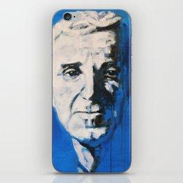 Tant de Larmes et de Sourires Autour de Toi, toi... iPhone Skin