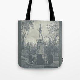 Boer War Memorial Tote Bag