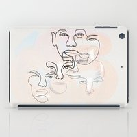 quibe iPad Cases featuring And they are all a story to be told by quibe