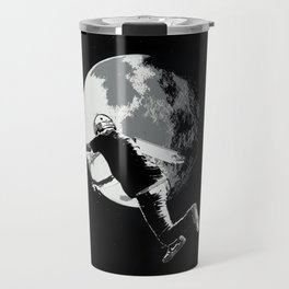 Tailing the Moon - Tail-whip Scooter Stunt Travel Mug