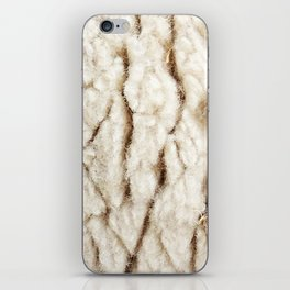 Sheep Wool iPhone Skin