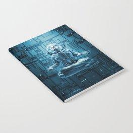 Astro Lotus Notebook
