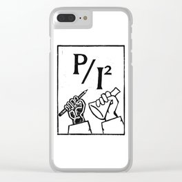 Ohm's Law: Resistance! Clear iPhone Case