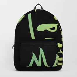 Fire face  #society6 #decor #buyart #artprint Backpack