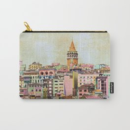 Istanbul city Turkey Carry-All Pouch