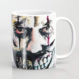 Twisty the Clown Coffee Mug