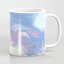 Sunset on the St George River 2 Coffee Mug