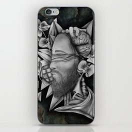 Chaotic Disorders IV iPhone Skin
