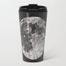 Abstract Full Moon Travel Mug