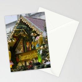 Candy Stick Xmas Stationery Cards