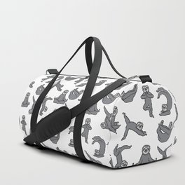 Yoga Sloth Duffle Bag