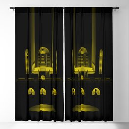 A Chamber in the Palace of Dreams  Blackout Curtain