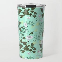 Honeysuckle & Bindweed Travel Mug