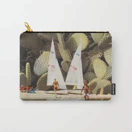 Les Cactus Carry-All Pouch