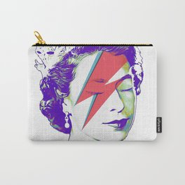 Queen Elizabeth / Aladdin Sane Carry-All Pouch