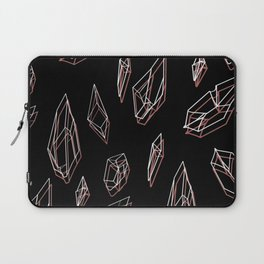 Crystals Laptop Sleeve
