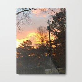 Anya's Sunrise 1 Metal Print