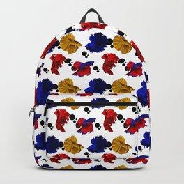 BETTA FISH LOVE (PATTERN 2) Backpack